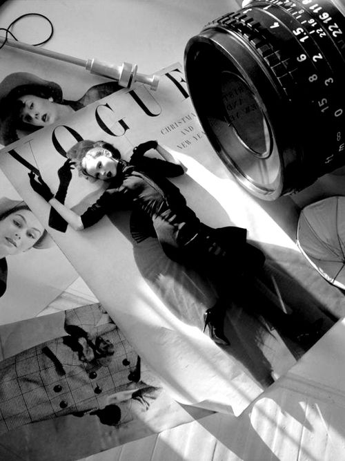 Tim Walker Photography for Vogue Magazine
