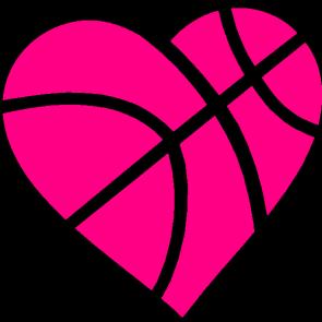 create and print t shirts basketball sports t shirt designs rh pinterest com Girls Basketball Clip Art Heart Shaped Basketball Outline
