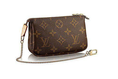 Louis Vuitton Mini Pochette Accessoires M58009 LV Monogram