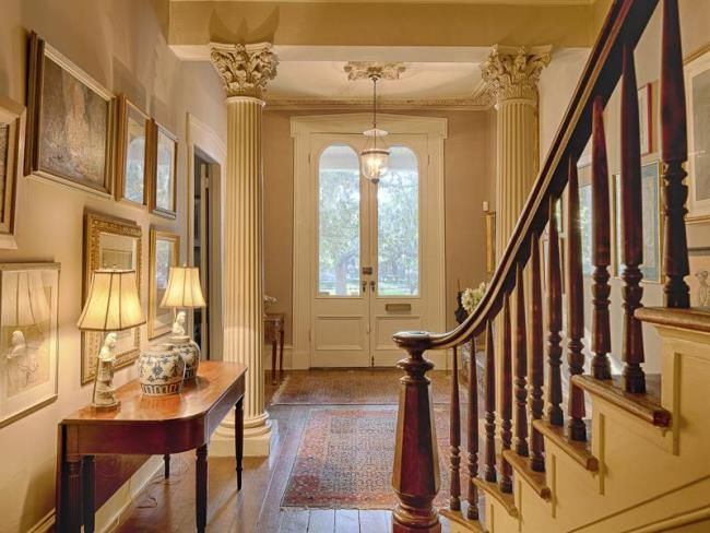 Tour A Beautiful Historic Home In Savannah Georgia With Images