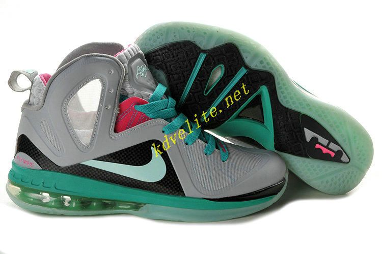 Nike Basketball Lebron 9 Shoes PS Eelite South Beach GS Miami Vice 516958  so cheap ,half off nikes,i want