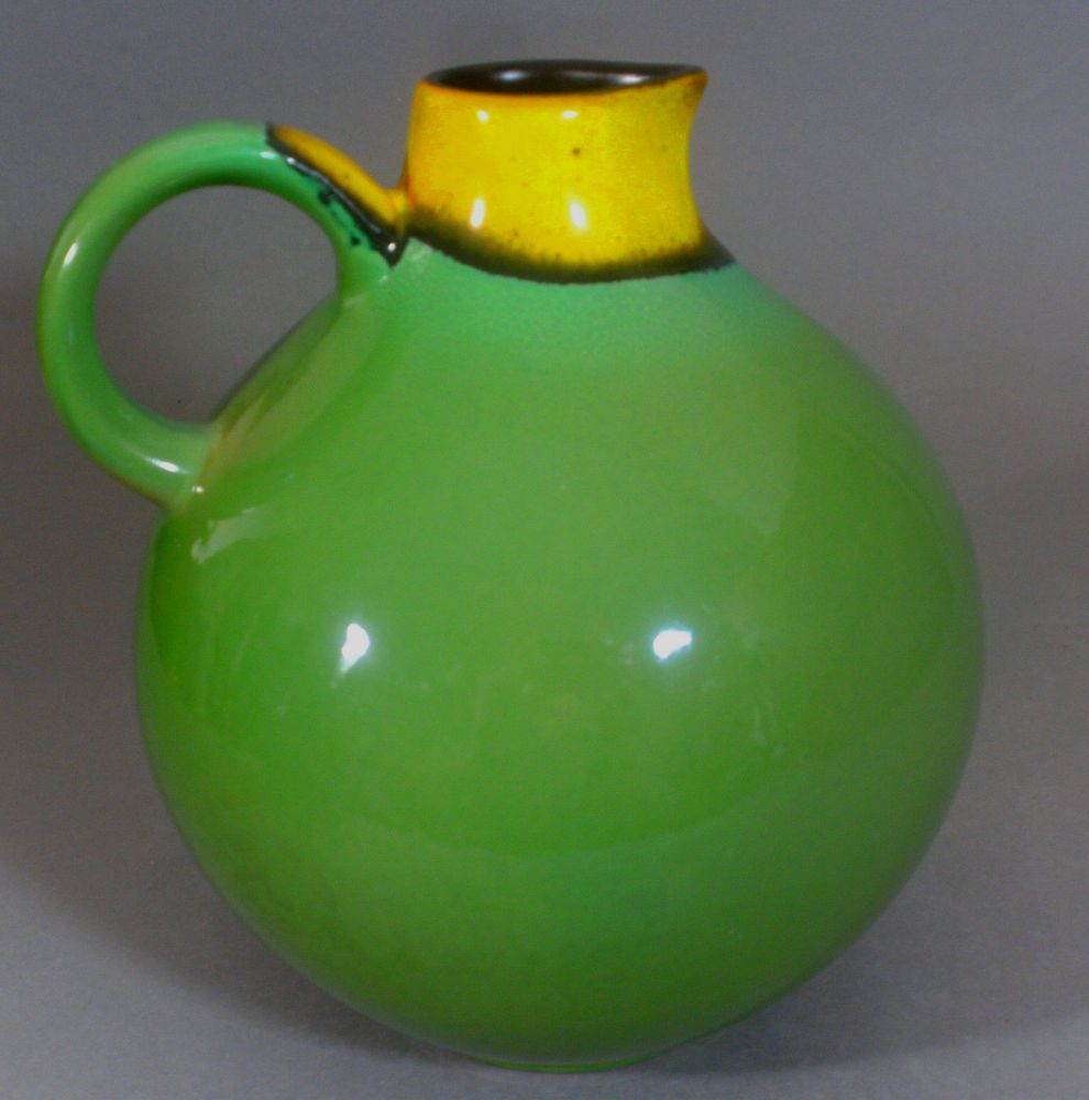 Glossy Green Glazes With Just A Little