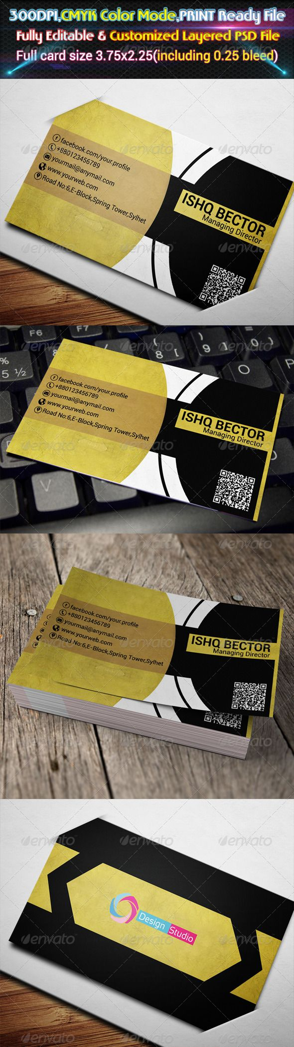 Corporate business card corporate business business cards and corporate business card reheart Image collections