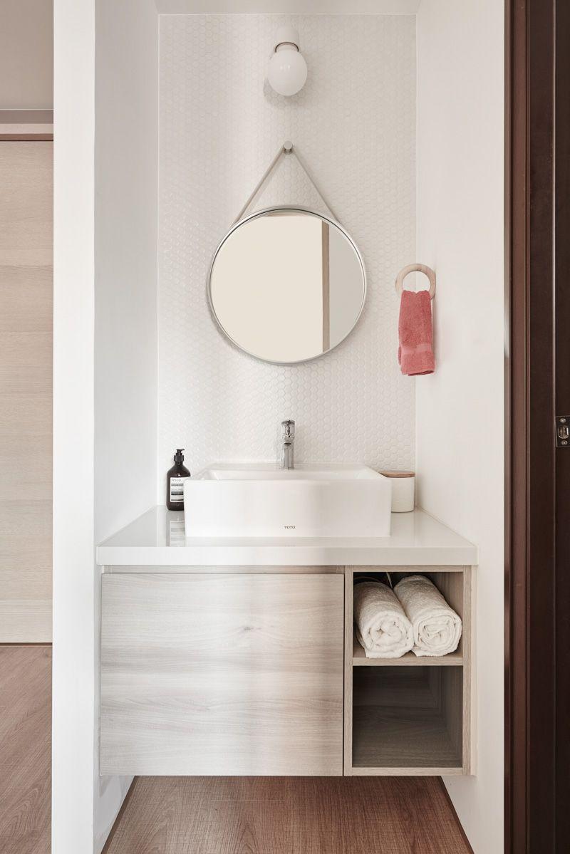 ZAXIS DESIGN  KS STREET on Behance  Bathrooms in 2019