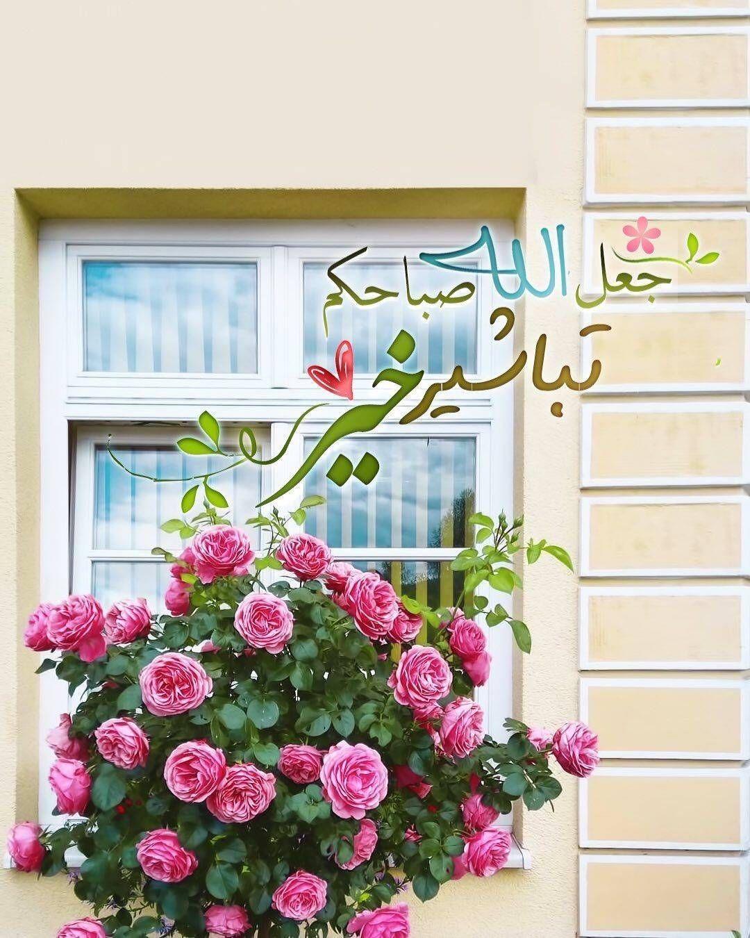 صباح الخيرات والمسرات صباح الورد صباحيات صبح صباح صباحو صبح صبح م Floral Wreath Morning Greeting Morning Quotes Images