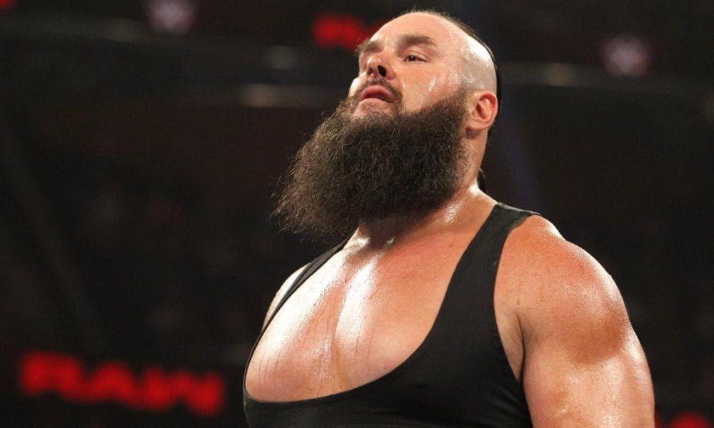 Braun Strowman On Wrestlemania 35 Role It Wasn T Ideally What I