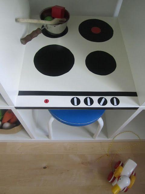 DIY tape stove
