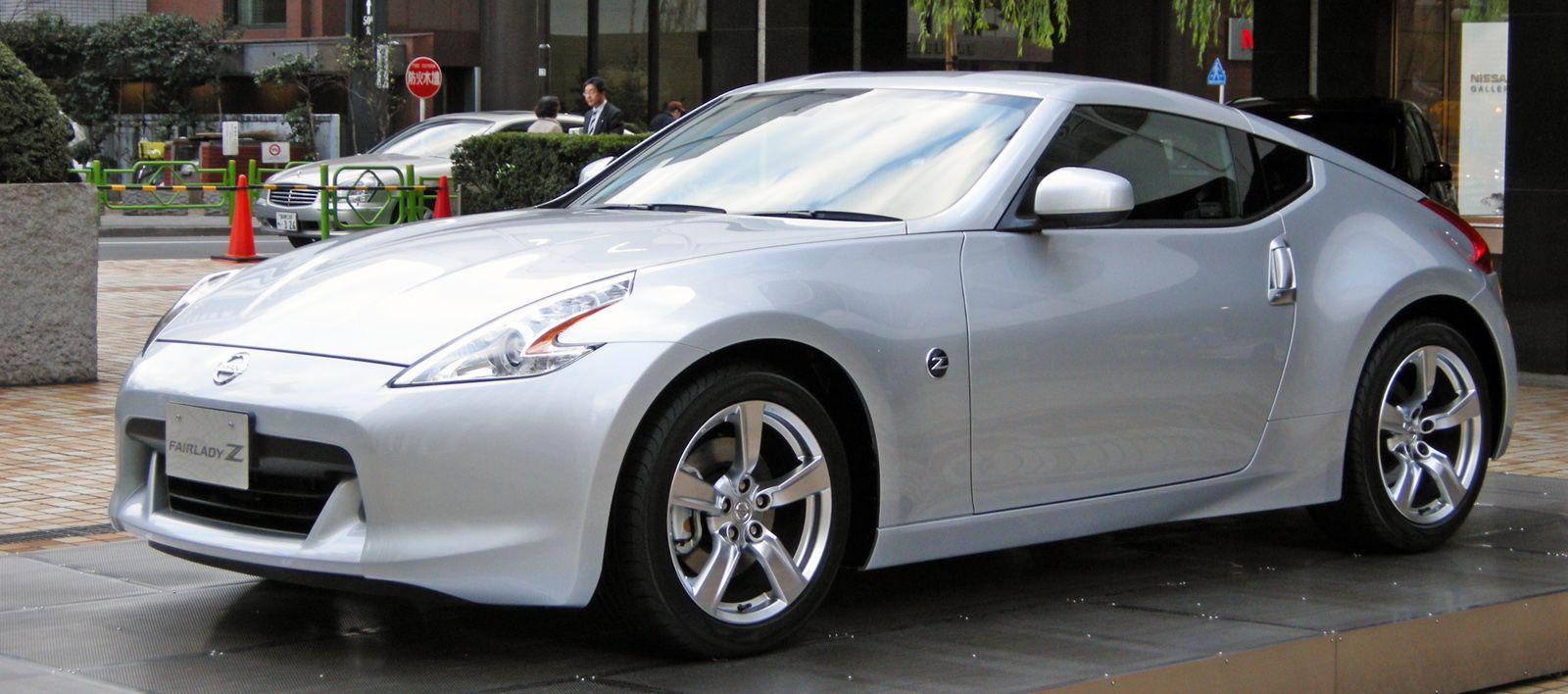 Nissan 370Z - Wikipedia, the free encyclopedia   Kellen\'s dream cars ...