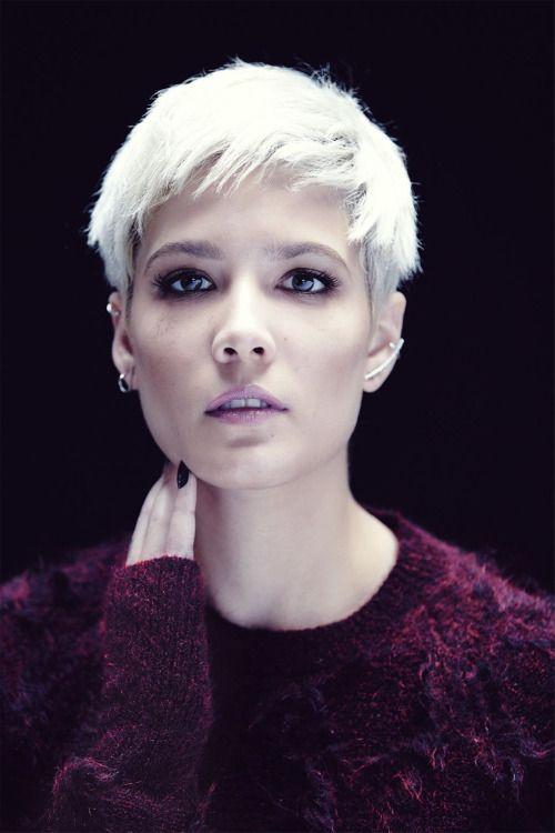 93900cdf4 Halsey | Up Close & Personal | Short hair styles, Halsey, Hair cuts