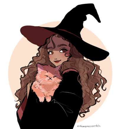 29 Artists Draw Hermione Granger in their own style