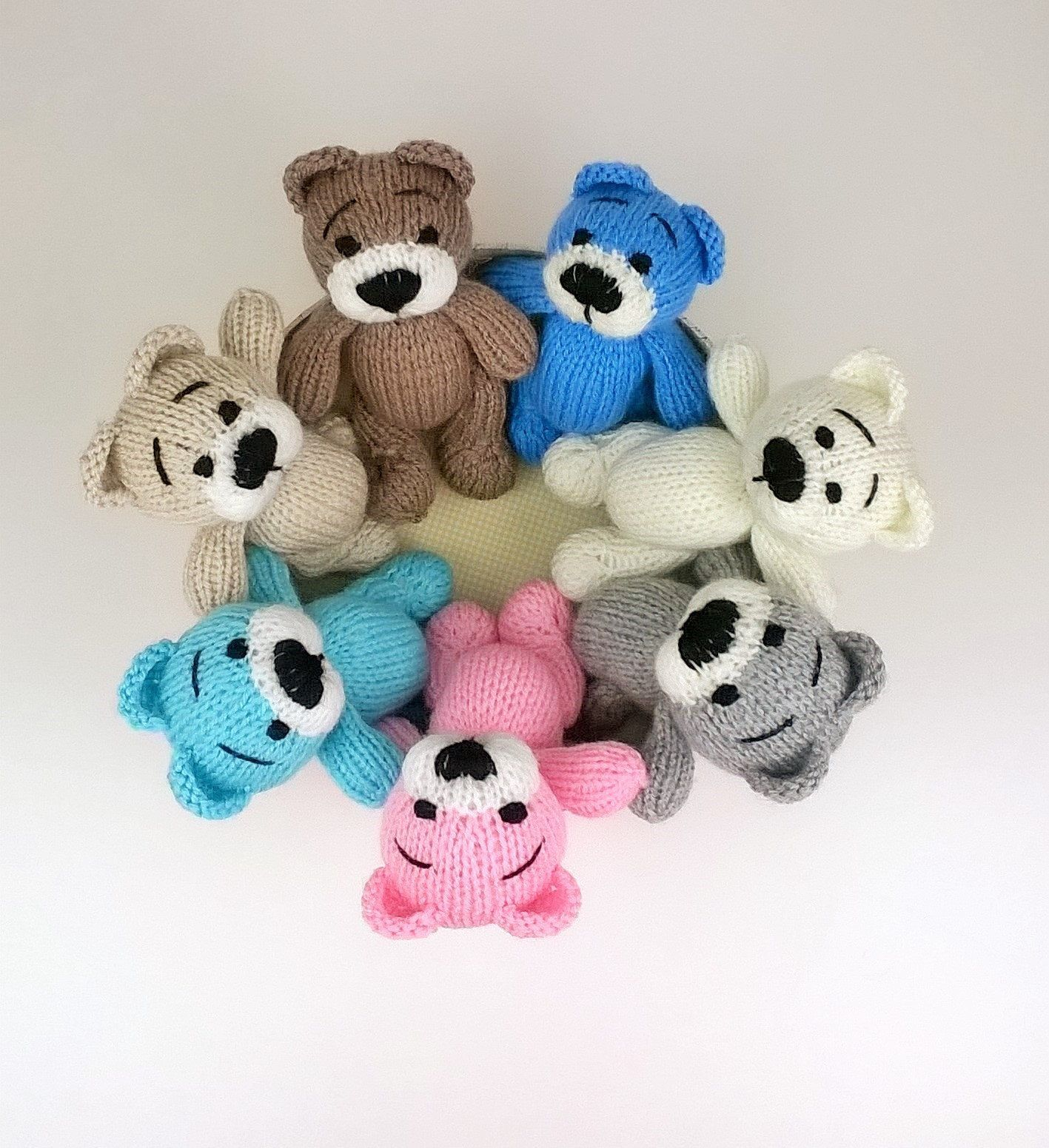 Photo of Teddy bear  newborn photo prop ,knit toy  bear,newborn teddy prop-#Bear #bearnew…