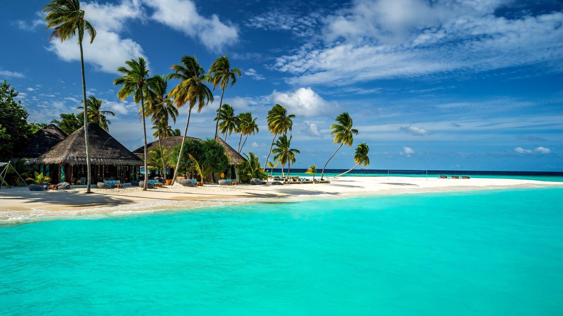 Maldives 5k 4k Wallpaper 8k Indian Ocean Best Beaches In The