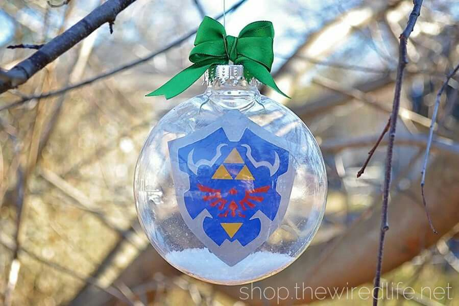 The Legend Of Zelda Christmas ornament | Holiday decorations ...