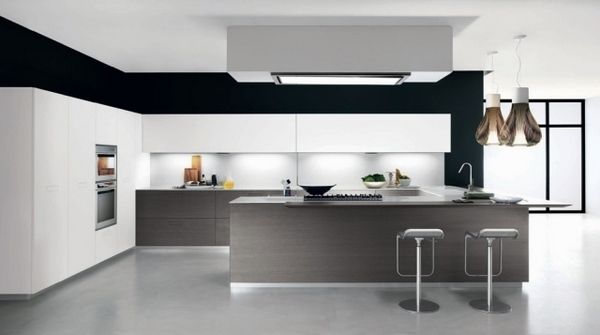 Italian kitchen design minimalist kitchen ideas white for Kitchen design near 08831