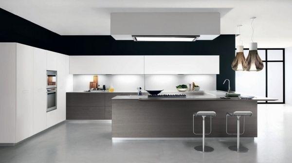 italian kitchen design minimalist kitchen ideas white kitchen - alno küchen trier