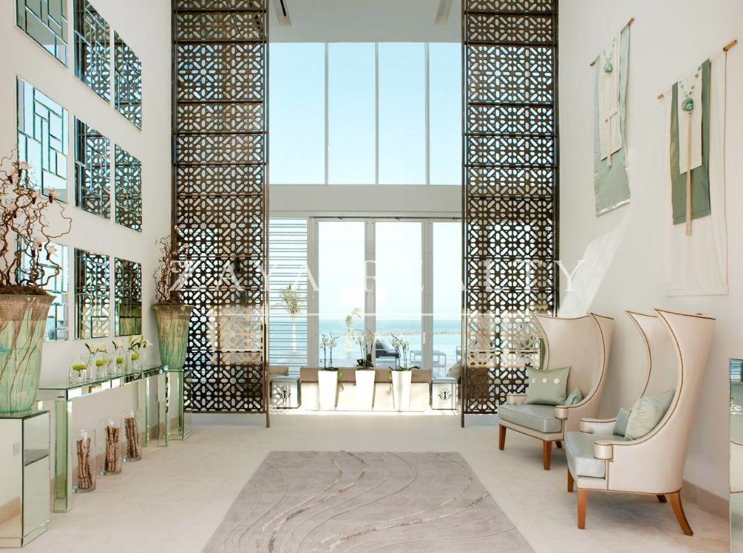 Foyer Decor Abu Dhabi : Give me that view wide entrance foyer nurai seaside