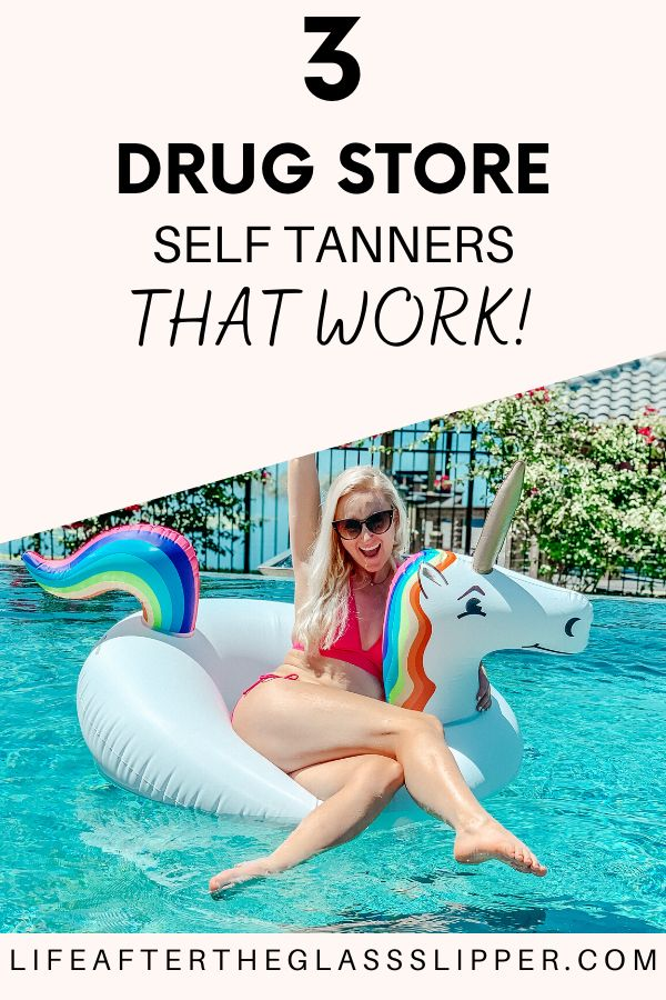 The 3 Best Pasty Girl Self Tanner Life After The Glass
