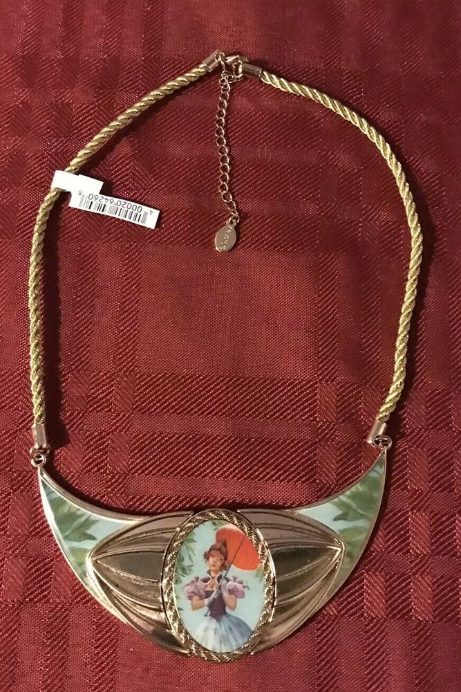 HAUNTED MANSION Disney Parks Exclusive Necklace Stretch