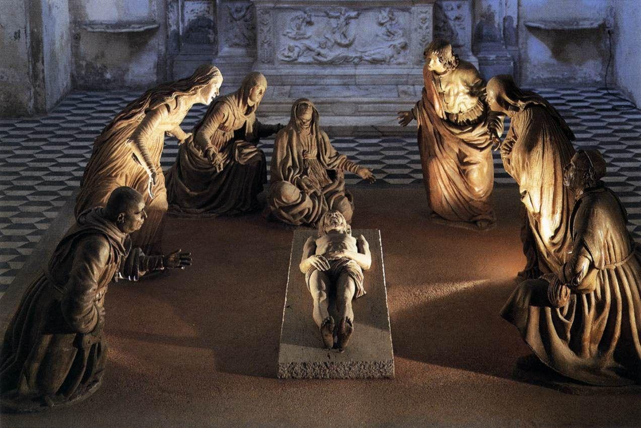 Resultado de imagen de Sant'Anna dei Lombardi Mazzoni