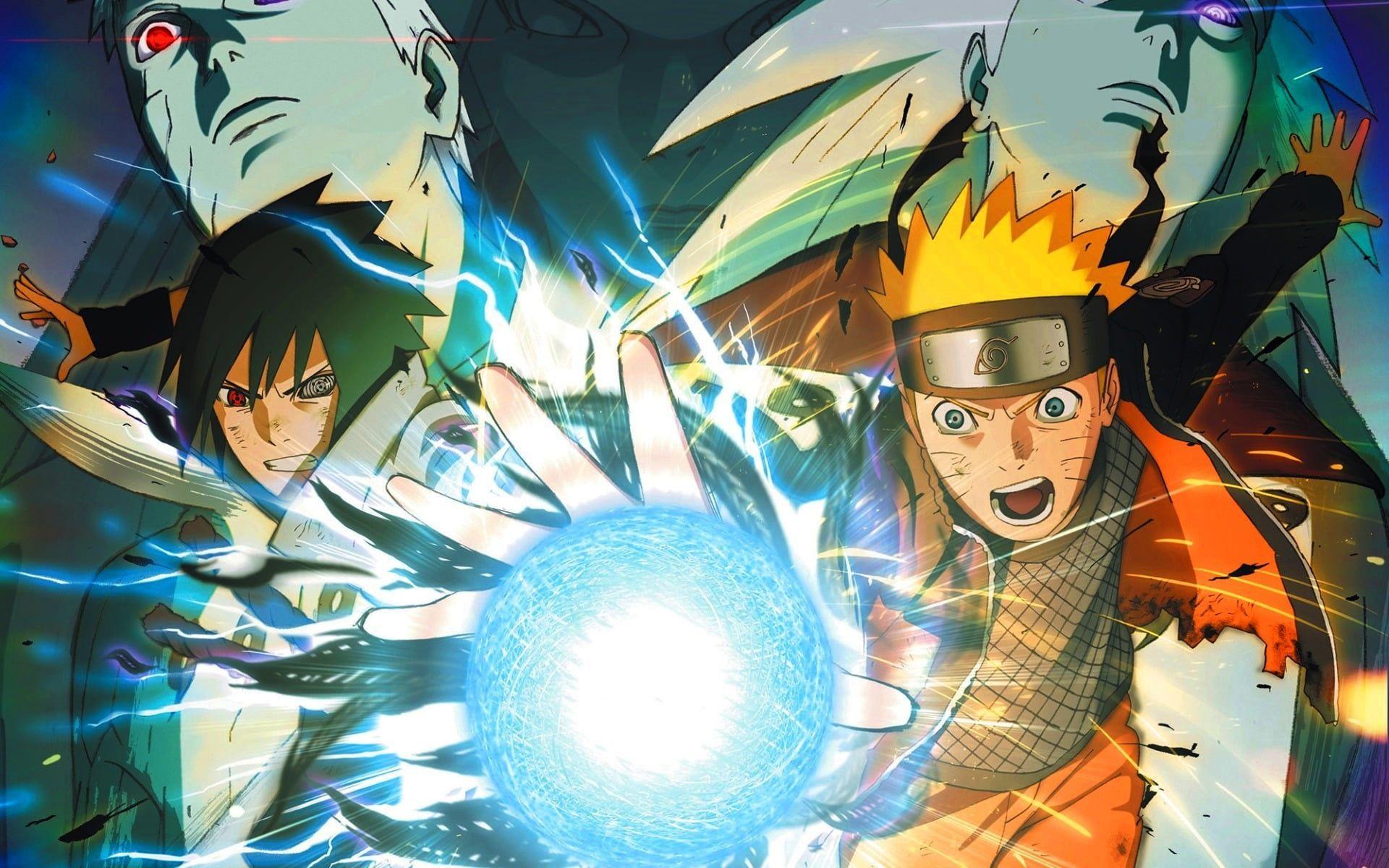 Naruto Shippuden Ultimate Ninja Stor, Naruto and Sasuke digital wallpaper  #Games # #2015 naruto shippuden ultimat… | Naruto vs sasuke, Anime, Naruto  vs sasuke final