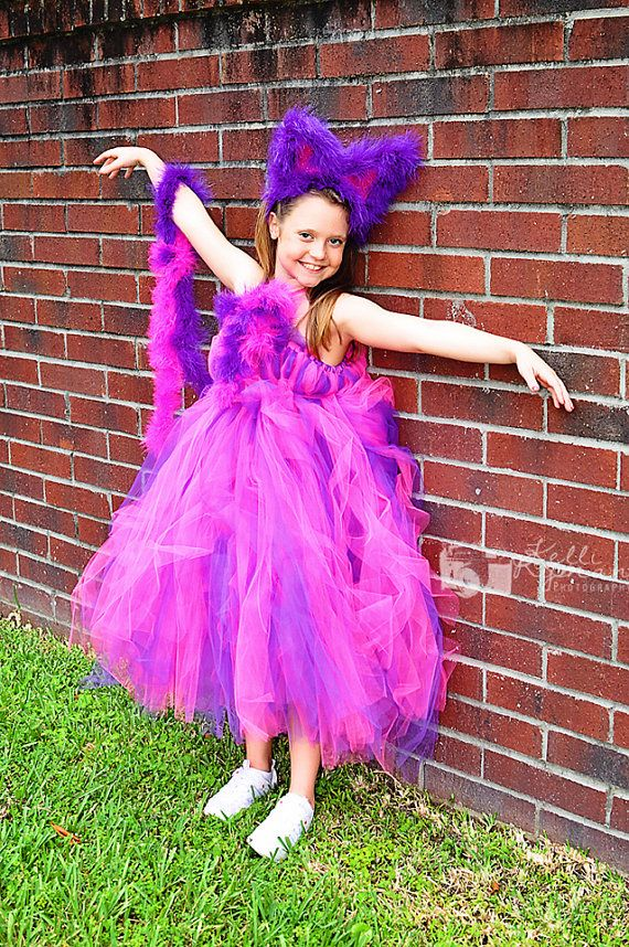 Alice CHESIRE CAT Tutu Dress Alice In by AllDressedUpCouture, $75.00 ...
