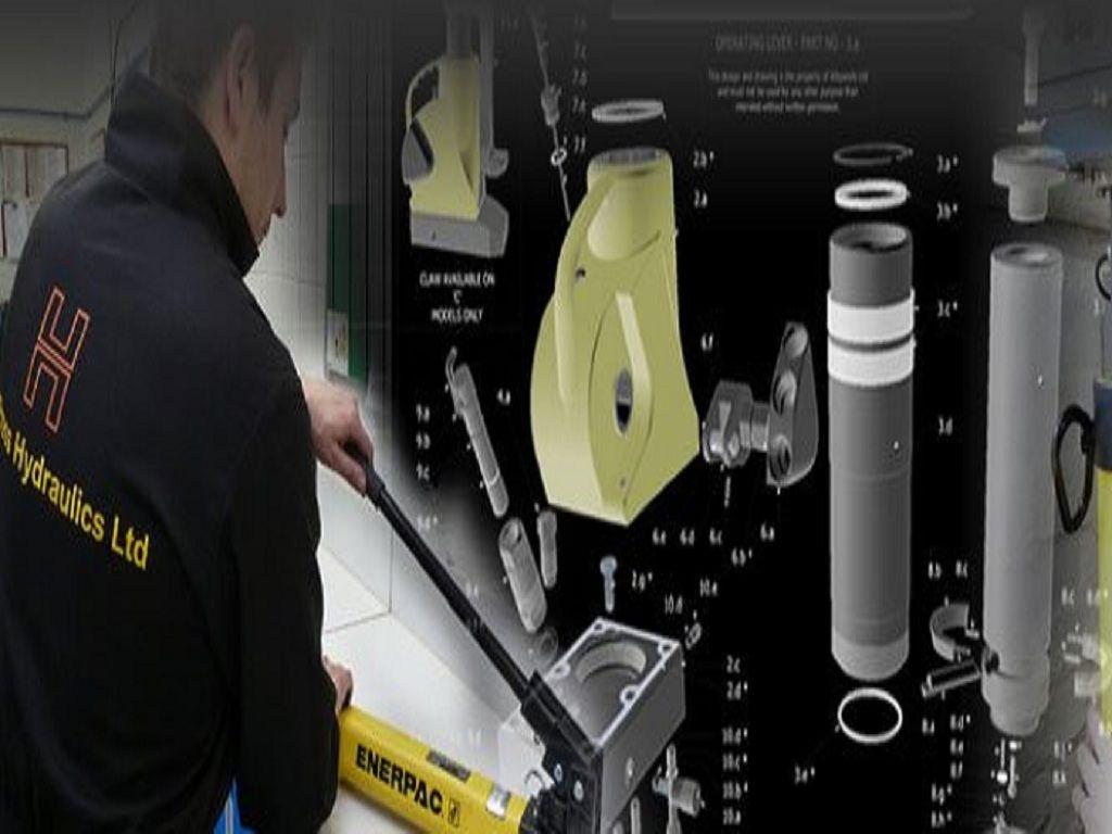 Hydraulic Repair Centre Hipress in 2020 Repair