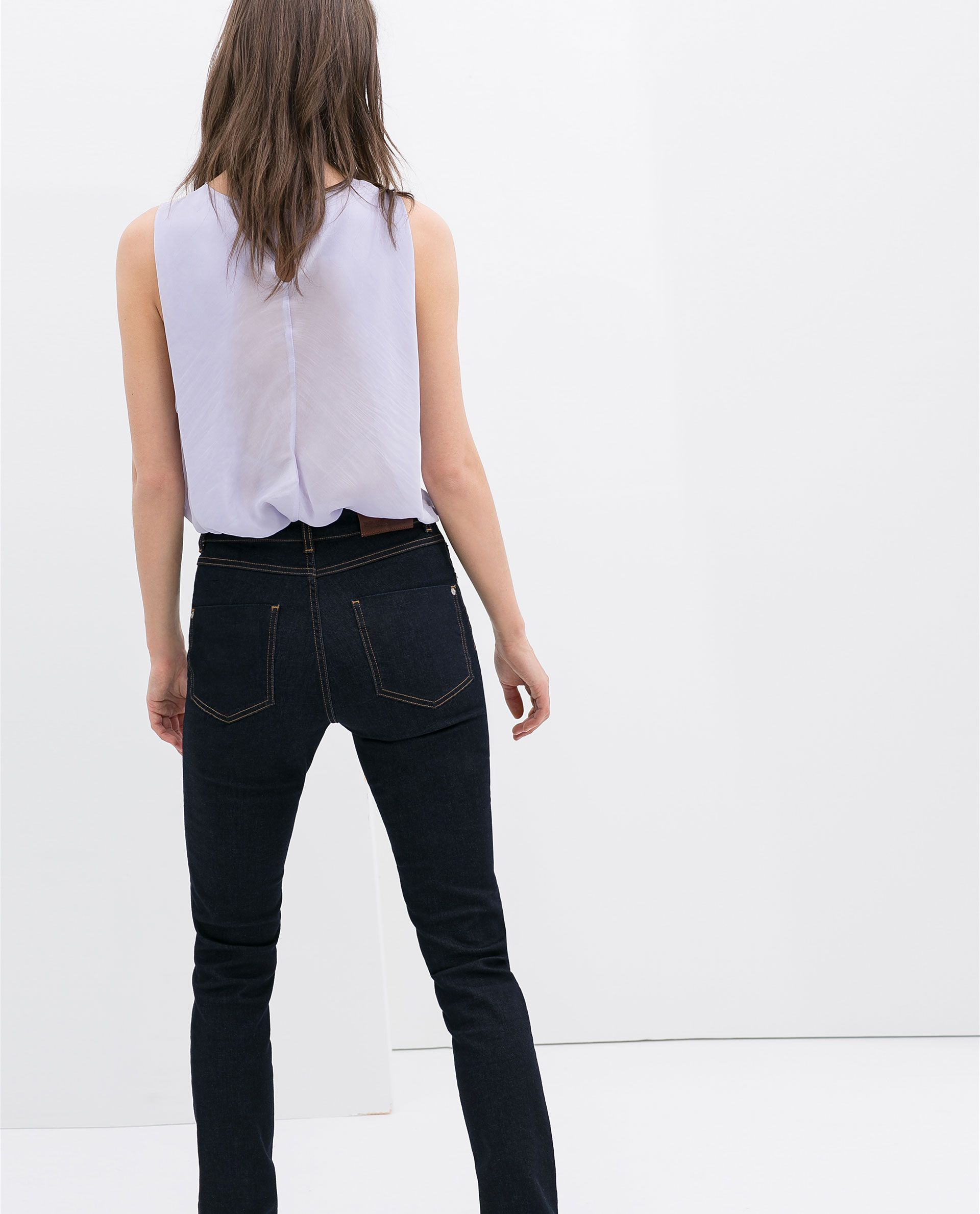 9417c0245e Image 4 of SKINNY JEANS from Zara | Clothing/Accessories/Shoes ...