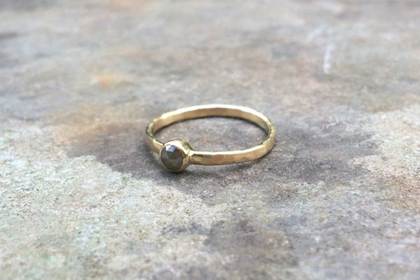 Ethical engagement rings for a Christmas or New Years Eve