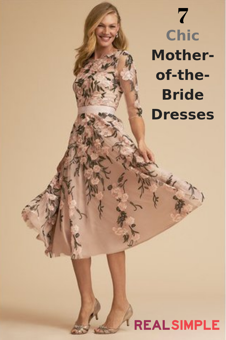 e3bdf70cae9ff8 13 Mother-of-the-Bride Dresses That Will Wow at Weddings | Wedding ...