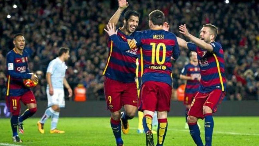 Barcelona Vs Celta Resumen Goles Y Resultado Marca Com Soccer Sports Sports Jersey