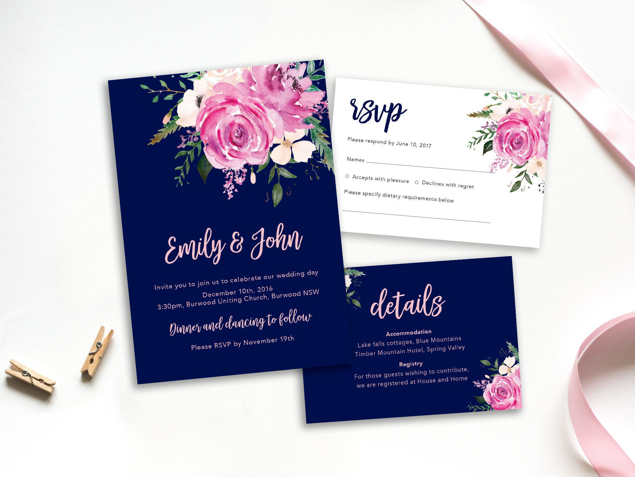 wedding invitation formats%0A Resume Cover Page Template