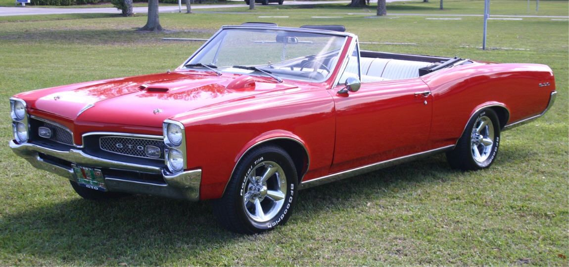 1967 Gto Re Pin Brought To You By Agents Of