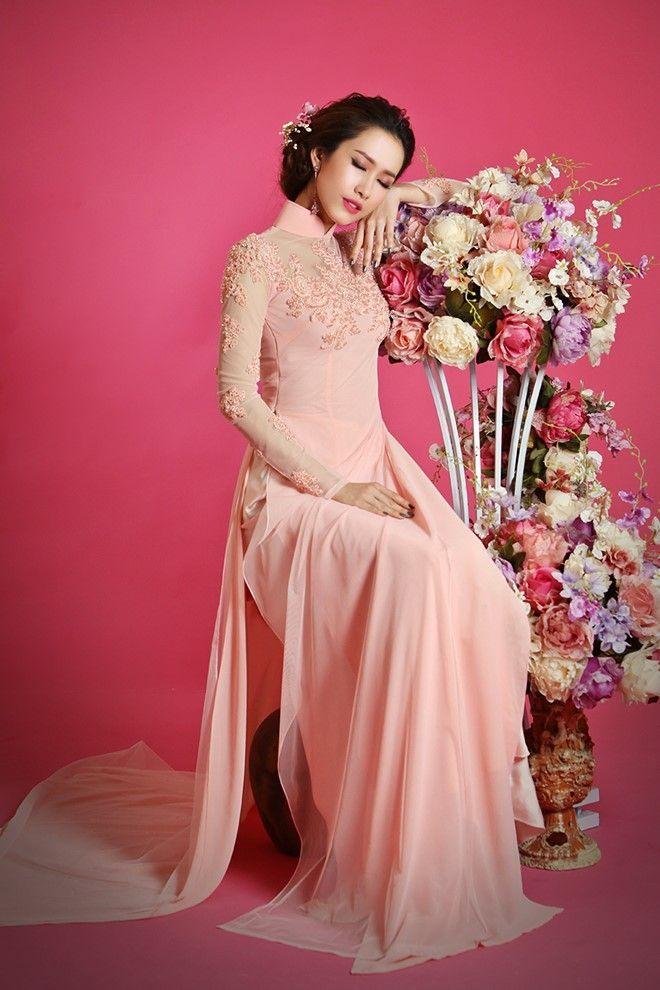 Pin de Kym Nguyen en Vietnamese Dress | Pinterest