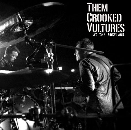 BootlegZone : Them Crooked Vultures -- At The Roseland (Disc