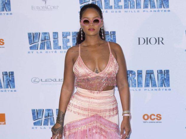 Rihanna Zugenommen