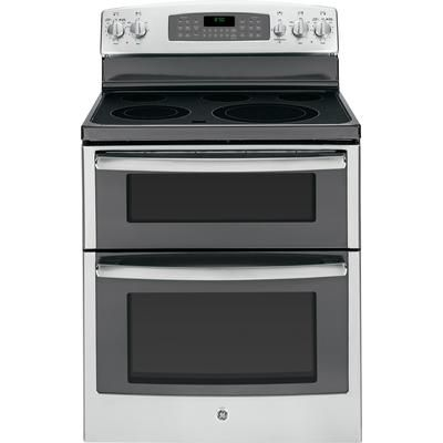 Dual Ovens Stainless Steel Electric