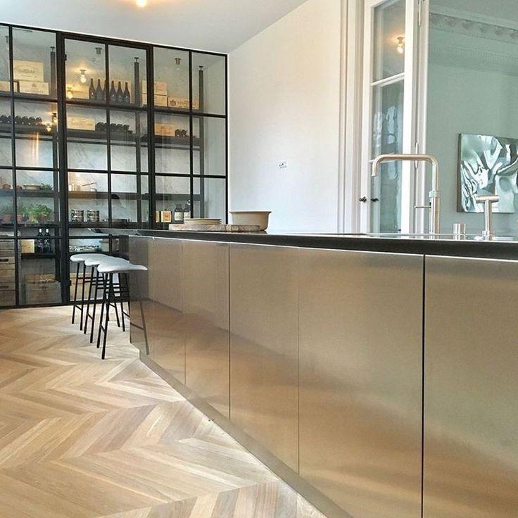 Simple Small Living Room Interiordesign: Impressive Ideas Decorate Kitchen 30 Impressive Stainless