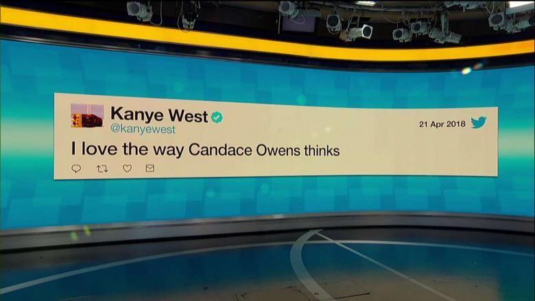 I Love The Way Candace Owens Thinks Kanye Praises Black Conservative Activist Black Lives Matter Protest Kanye Black Lives Matter