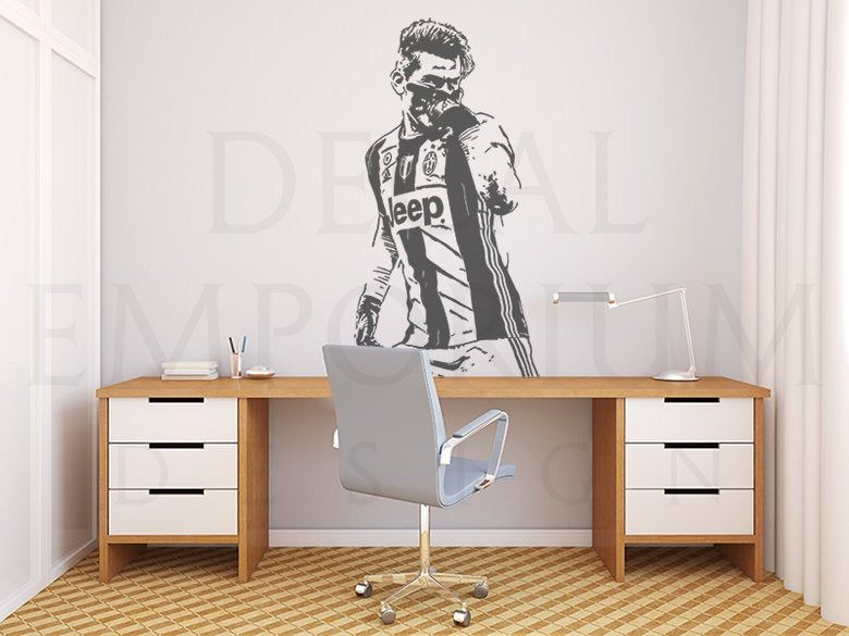 Pin On Cool Teen Bedrooms Latest juventus room paint color