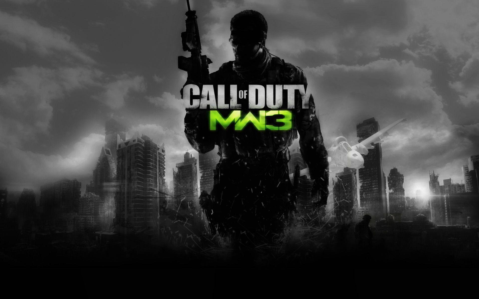 Call Duty Modern Warfare 3 Wallpapers Wallpaper Cave