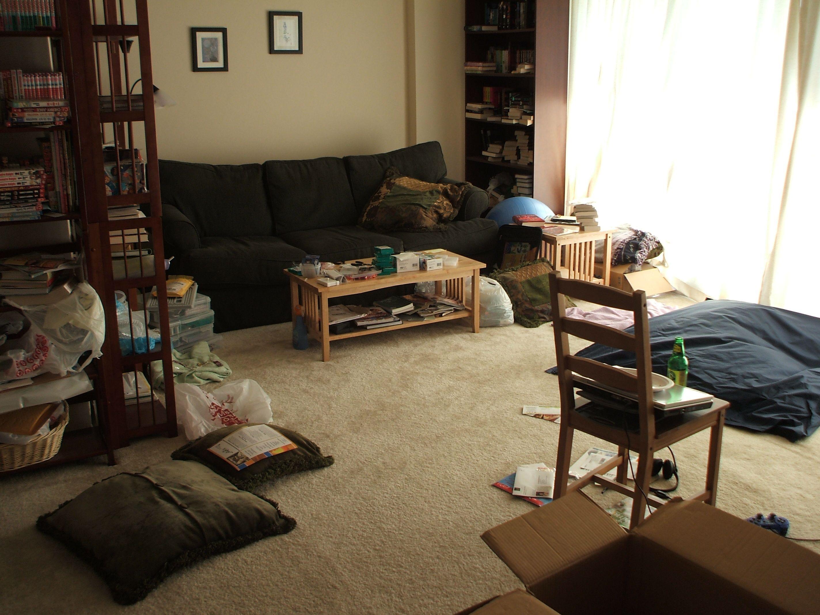 R Sultats De Recherche D Images Pour Messy Apartment Dorian