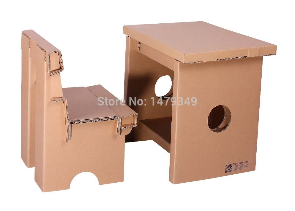 Diy Cardboard Baby Set Furniture China Mainland