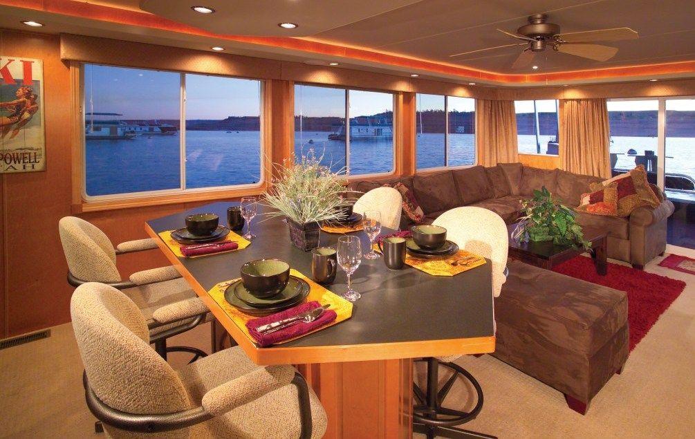 Houseboat on lake powell lake powell house boat home