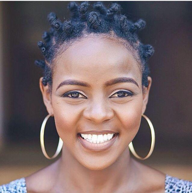 Sheila Ndinda Kenyan Blogger Transitioning Hairstyles Natural