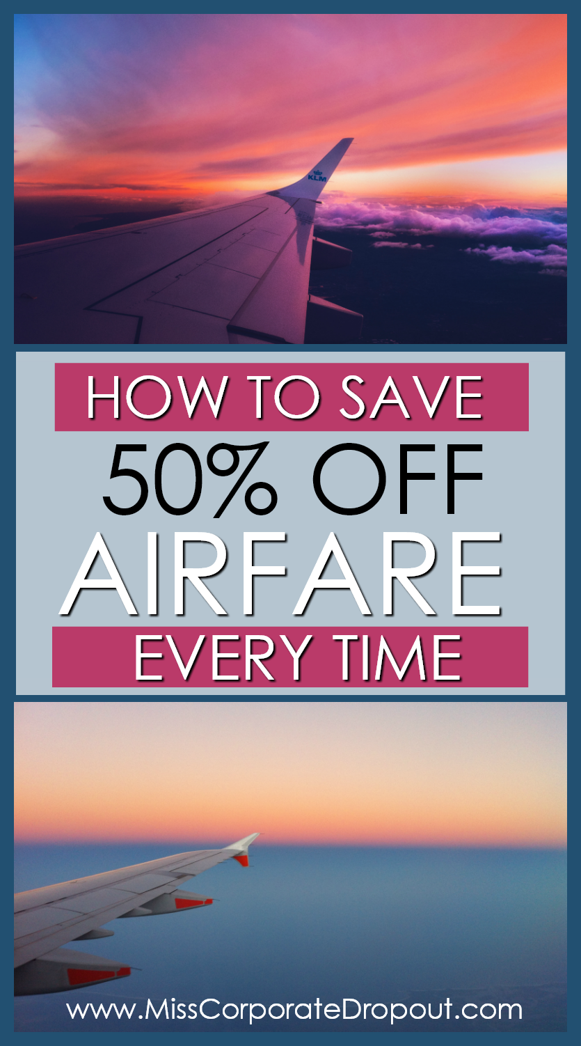 Side Hustle Secrets Pt 1 How to Save 50 on Airfare