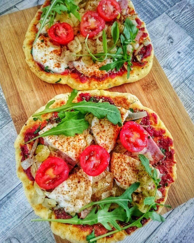 Szybka Tania I Zdrowa Pizza Z Patelni Hit Mrs Endorfina Zdrowe Jedzenie Pozytywna Energia Pasja I M Tomato Tart Recipe Easy Tomato Tart Homemade Pizza