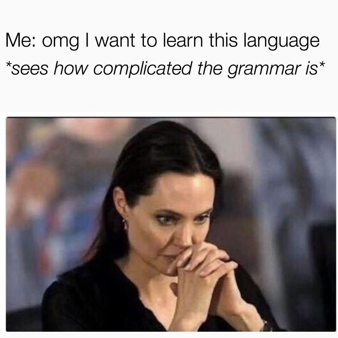 Foreignlanguage Language Languagelearning English Languages Languageschool Learning Spanish Engl Memes Facebook Humor Funny Relatable Quotes