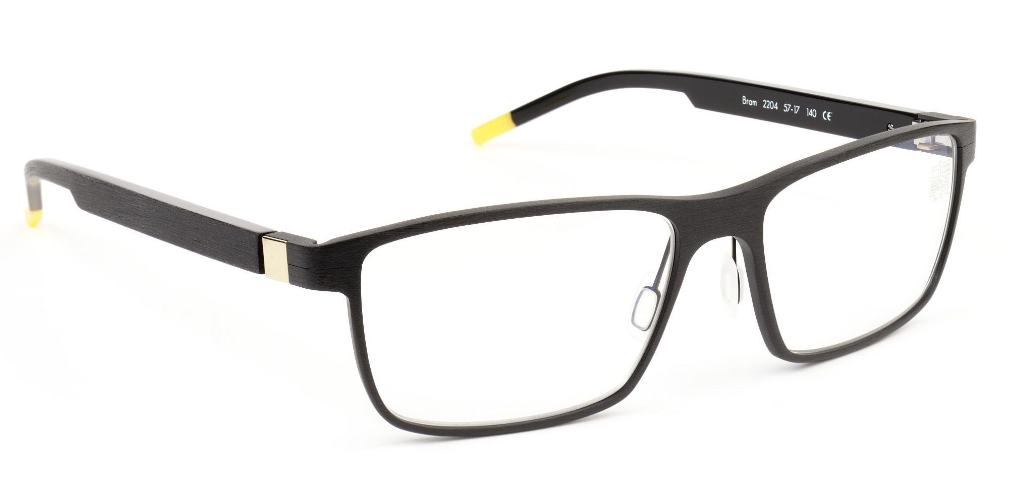 De Stijl Holland 1924 eyewear: men eyeglasses frame BRAM in color ...