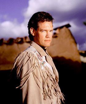 Randy Travis - this is who started my love of country music......... saw him live in 1991
