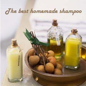 The best homemade shampoo